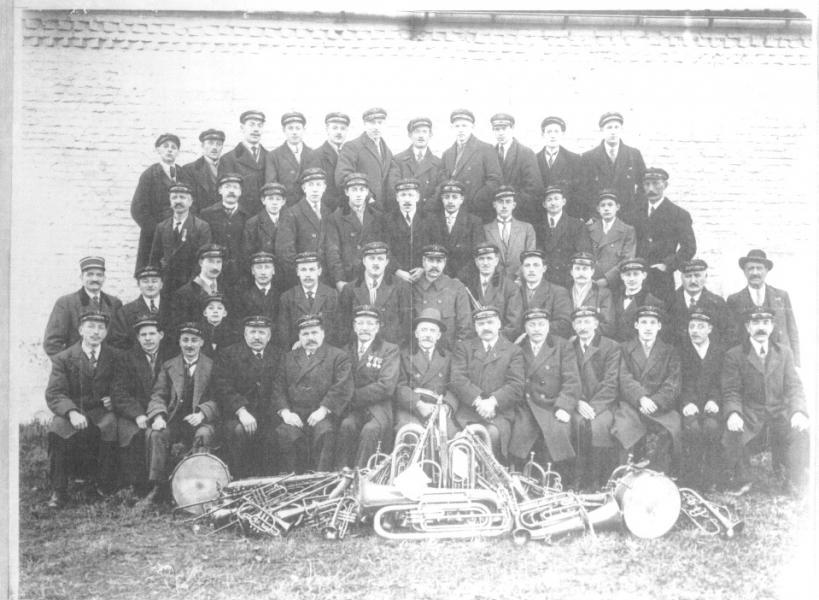 Orchestre annees 1900